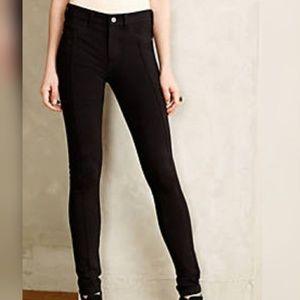 Anthro pilcro superscript black pants